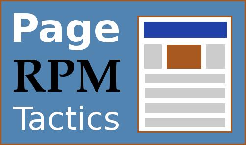 Website page RPM